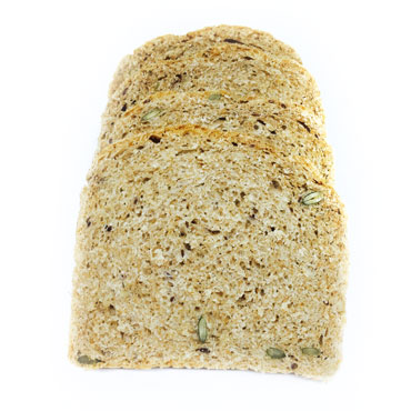 Wholemeal Sassy Seeds Bread