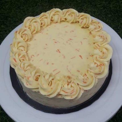 Carrot Cake/Muffin