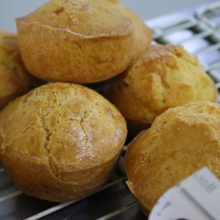 Keto Almond-Flour Buns (Gluten-free)